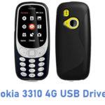 Nokia 3310 4G USB Driver
