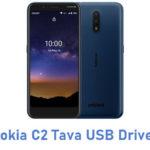 Nokia C2 Tava USB Driver