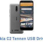 Nokia C2 Tennen USB Driver