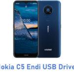 Nokia C5 Endi USB Driver