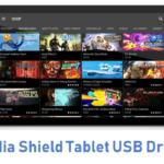Nvidia Shield Tablet USB Driver