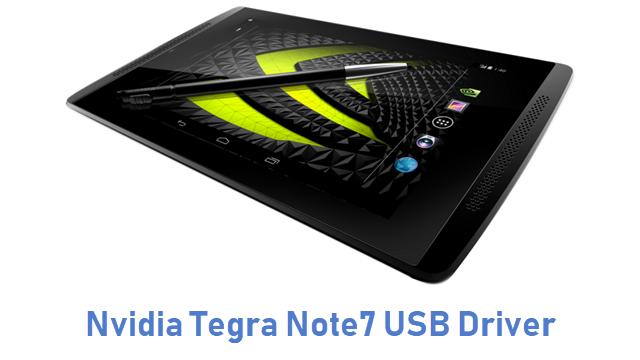 Nvidia Tegra Note7 USB Driver