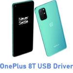 OnePlus 8T USB Driver