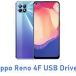 Oppo Reno 4F USB Driver