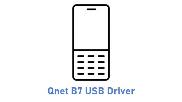 Qnet B7 USB Driver