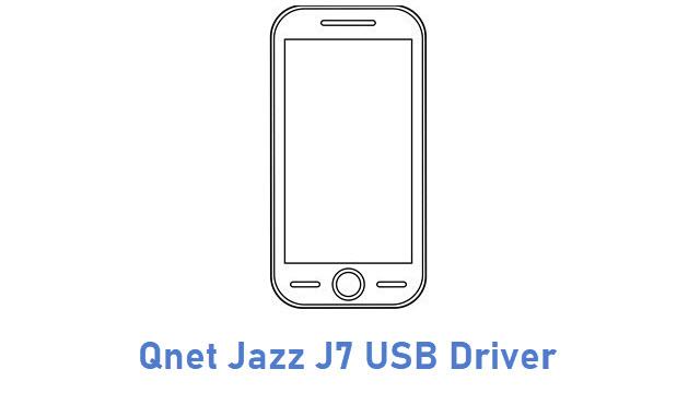 Qnet Jazz J7 USB Driver