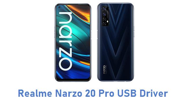 Realme Narzo 20 Pro USB Driver