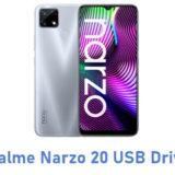 Realme Narzo 20 USB Driver