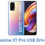 Realme X7 Pro USB Driver