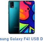 Samsung Galaxy F41 USB Driver