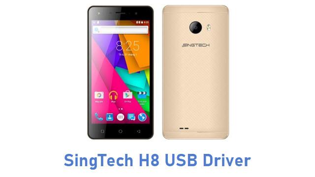 SingTech H8 USB Driver