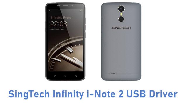 SingTech Infinity i-Note 2 USB Driver