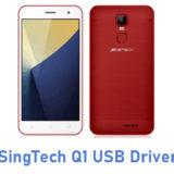 SingTech Q1 USB Driver