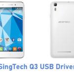 SingTech Q3 USB Driver