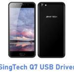 SingTech Q7 USB Driver