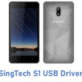 SingTech S1 USB Driver