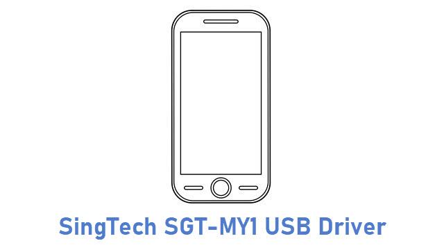 SingTech SGT-MY1 USB Driver