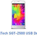 SingTech SGT-Z500 USB Driver