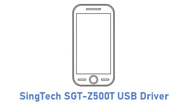 SingTech SGT-Z500T USB Driver