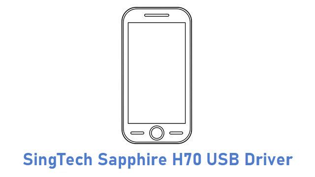 SingTech Sapphire H70 USB Driver