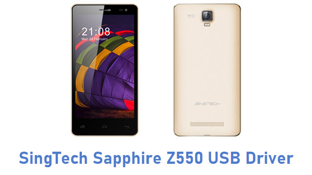 SingTech Sapphire Z550 USB Driver