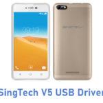 SingTech V5 USB Driver