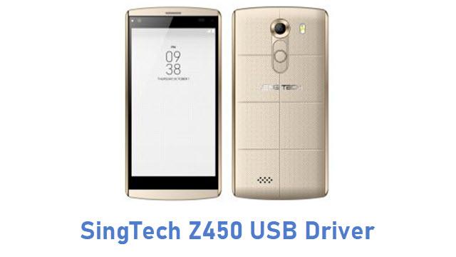 SingTech Z450 USB Driver