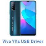 Vivo Y11s USB Driver
