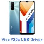 Vivo Y20s USB Driver