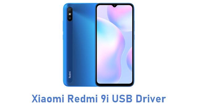 Xiaomi Redmi 9i USB Driver