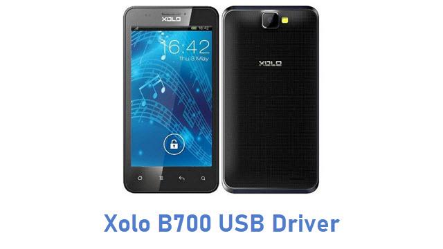 Xolo B700 USB Driver