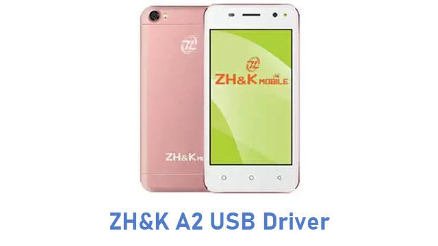 ZH&K A2 USB Driver