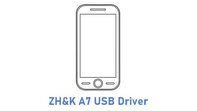 ZH&K A7 USB Driver