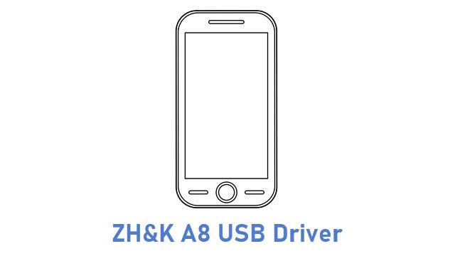 ZH&K A8 USB Driver