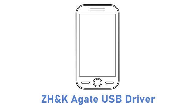 ZH&K Agate USB Driver