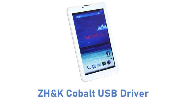ZH&K Cobalt USB Driver
