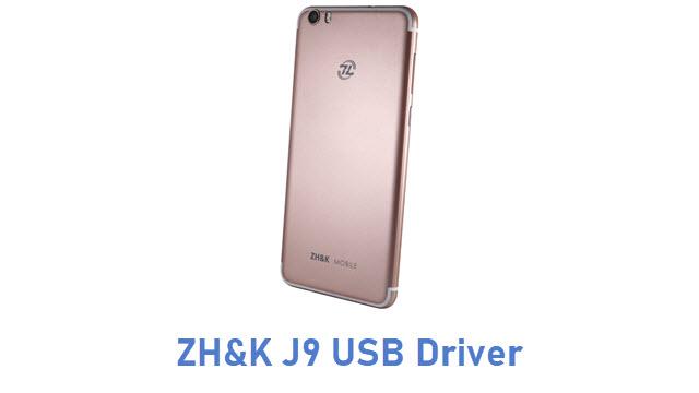 ZH&K J9 USB Driver