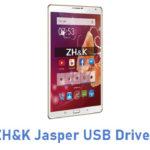 ZH&K Jasper USB Driver