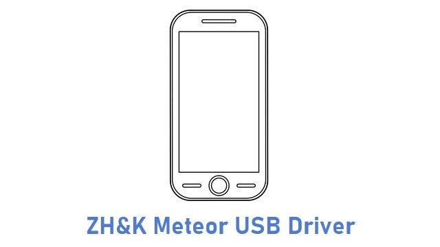 ZH&K Meteor USB Driver