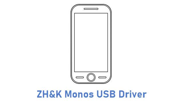 ZH&K Monos USB Driver