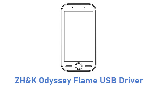 ZH&K Odyssey Flame USB Driver
