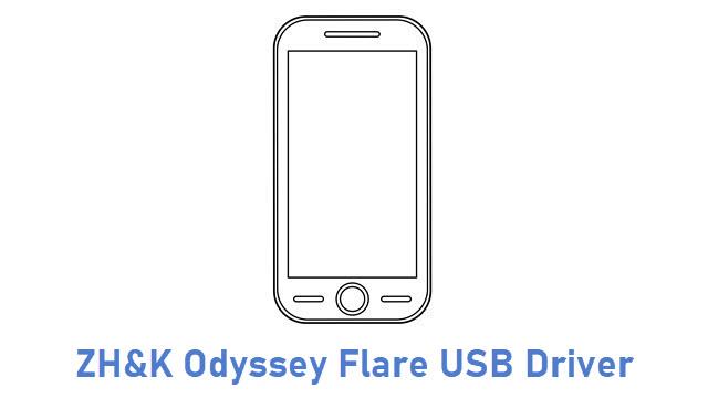 ZH&K Odyssey Flare USB Driver