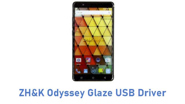 ZH&K Odyssey Glaze USB Driver