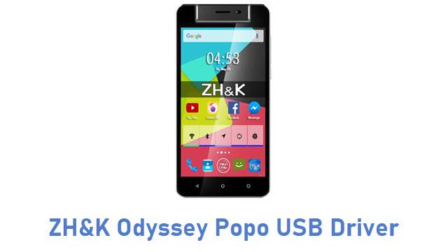 ZH&K Odyssey Popo USB Driver
