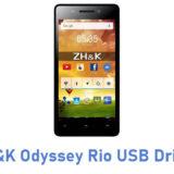 ZH&K Odyssey Rio USB Driver
