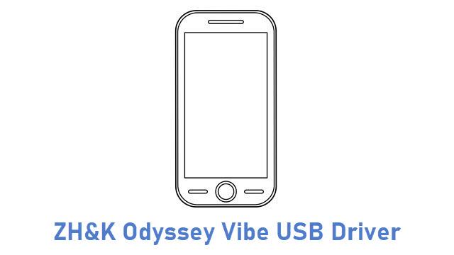ZH&K Odyssey Vibe USB Driver