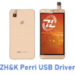 ZH&K Perri USB Driver