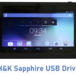 ZH&K Sapphire USB Driver
