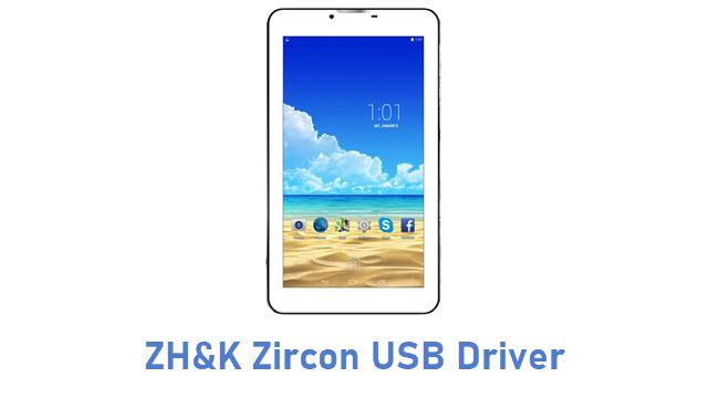 ZH&K Zircon USB Driver