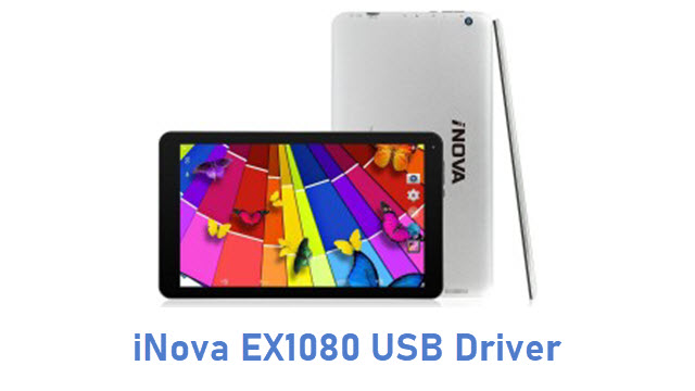 iNova EX1080 USB Driver